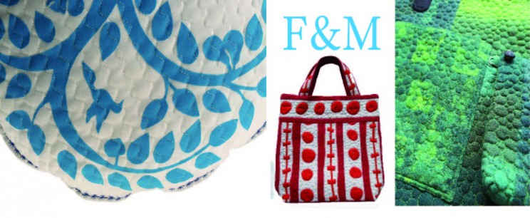 F&M Patchworkパッチワーク