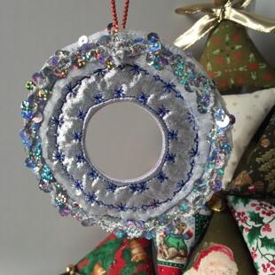 Christmas ornamentsクリスマスオーナメント