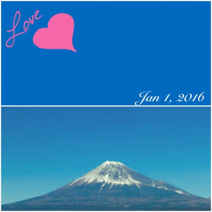 富士山 ミシンキルト