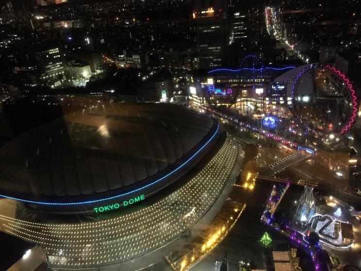 Tokyo Dome 東京ドーム