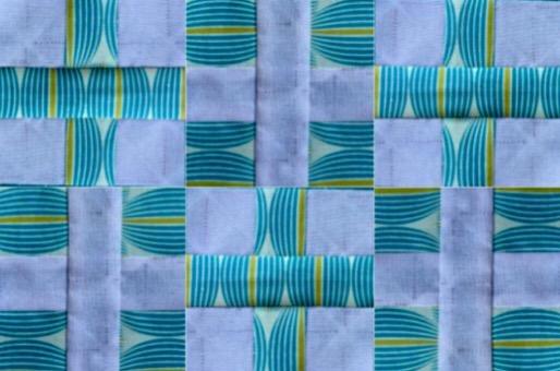 Wonky Cross Quilt block Cross quilt block pattern クロスパッチワークパターン中沢フェリーサ Nakazawa Felisa ミシンキルト キルト Quilt