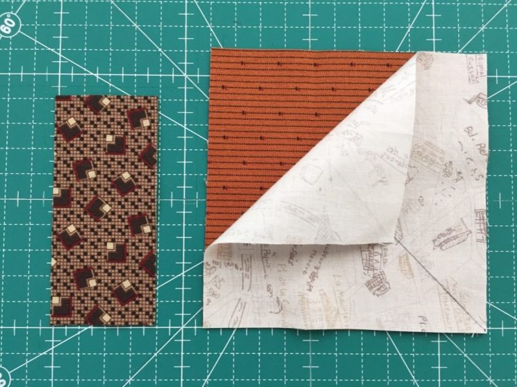 Beggar quilt block 乞食 こじき パッチワークミシンキルト patchwork QuiltSpool Quilt block スプールのパッチワークパターン  nakazawa felisa中沢フェリーサ