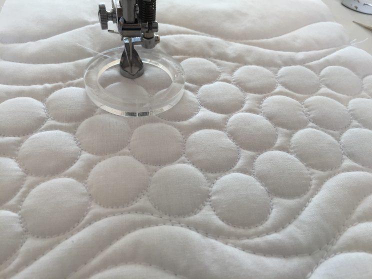 JUKI foot quilting home machine キルティング金具 中沢フェリーサNakazawa felisa patchwork quilt パッチワークミシンキルト