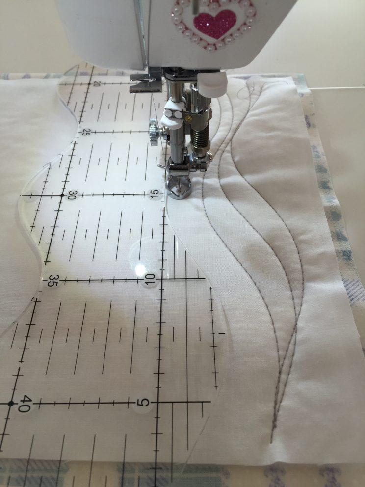 ルーラワーク JUKI foot quilting home machine キルティング金具 中沢フェリーサNakazawa felisa patchwork quilt パッチワークミシンキルト