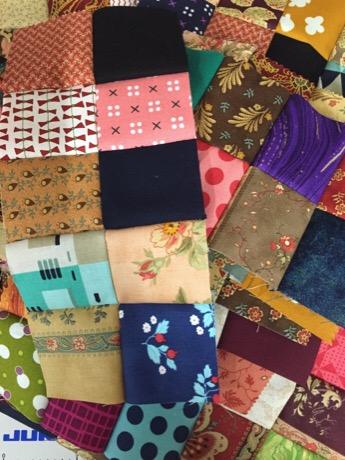 パッチワーク ミシン キルト 中沢フェリーサ nakazawa felisa patchwork quilt square block