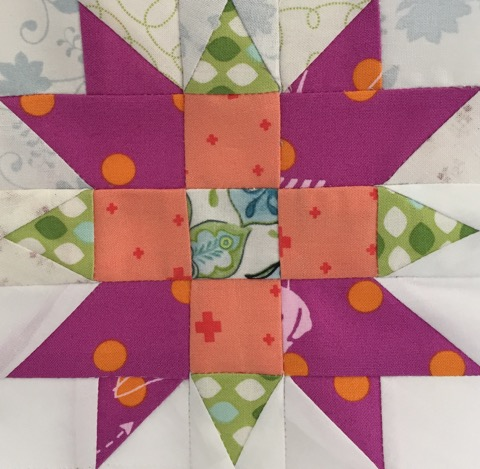 Quilt Block Patterns パッチワークパターン Nakazawa felisa 中沢フェリーサ JUKI ジューキミシン