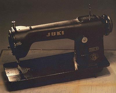 パッチワークキルト patchwork quilt jukiミシン