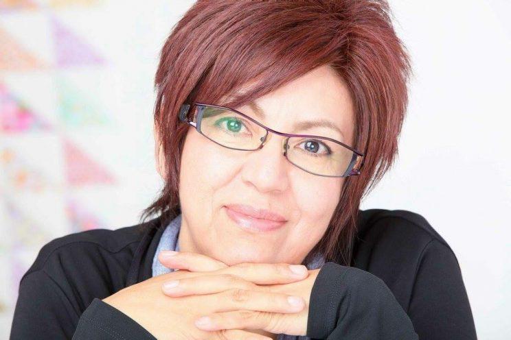 felisa nakazawa 中沢フェリーサ Patchwork Princess reina de patchwork quil