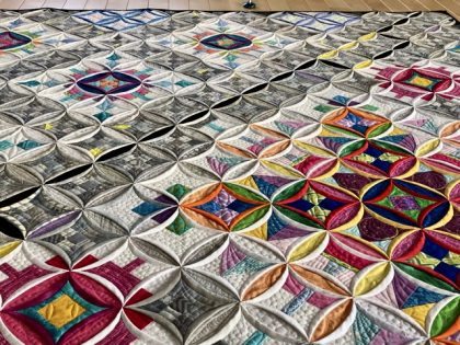 cathedral window quilt book cathedral window quilting カテドラルウィンドウキルト カテドラルウィンドウ本