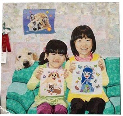 Hiroko Miyama and Masanobu Miyama
