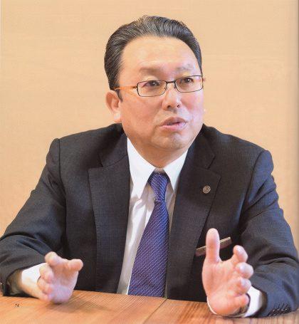 オルガン針代表取締役社長増島 良介